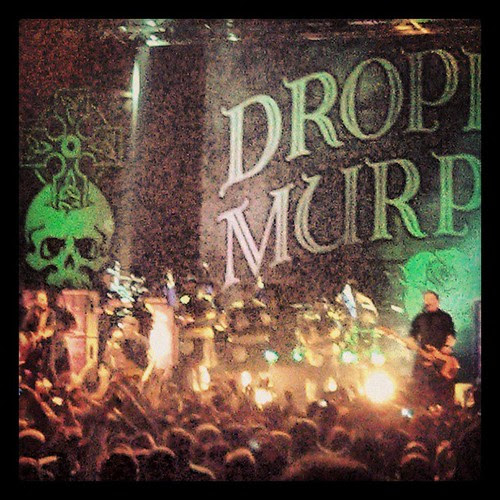 @dropkickmurphys #boston #stpatricksday #dropkickmurphys