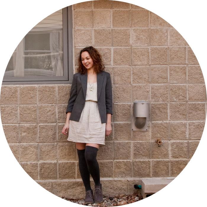 dress overtheknee socks tall x print blazer gray