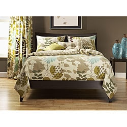 English Garden 6-pc California King Duvet Cover and Insert Set ...