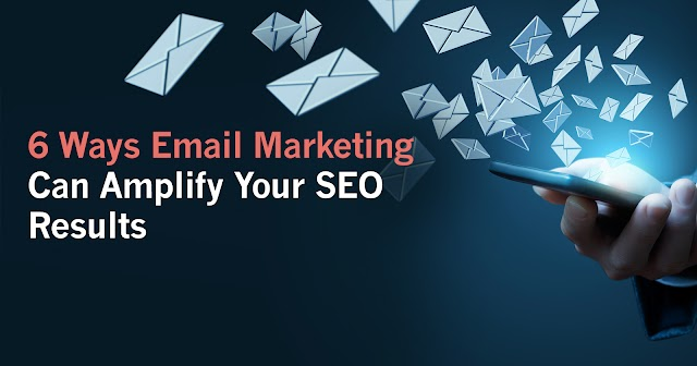 6 Ways Email Marketing Can Amplify Your SEO Results https://t.co/8nPi3gkoNG via @jasonhennessey, @sejournal