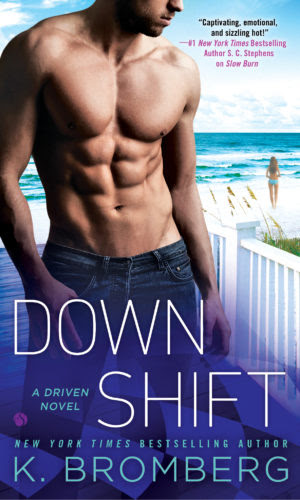 DownShift Cover