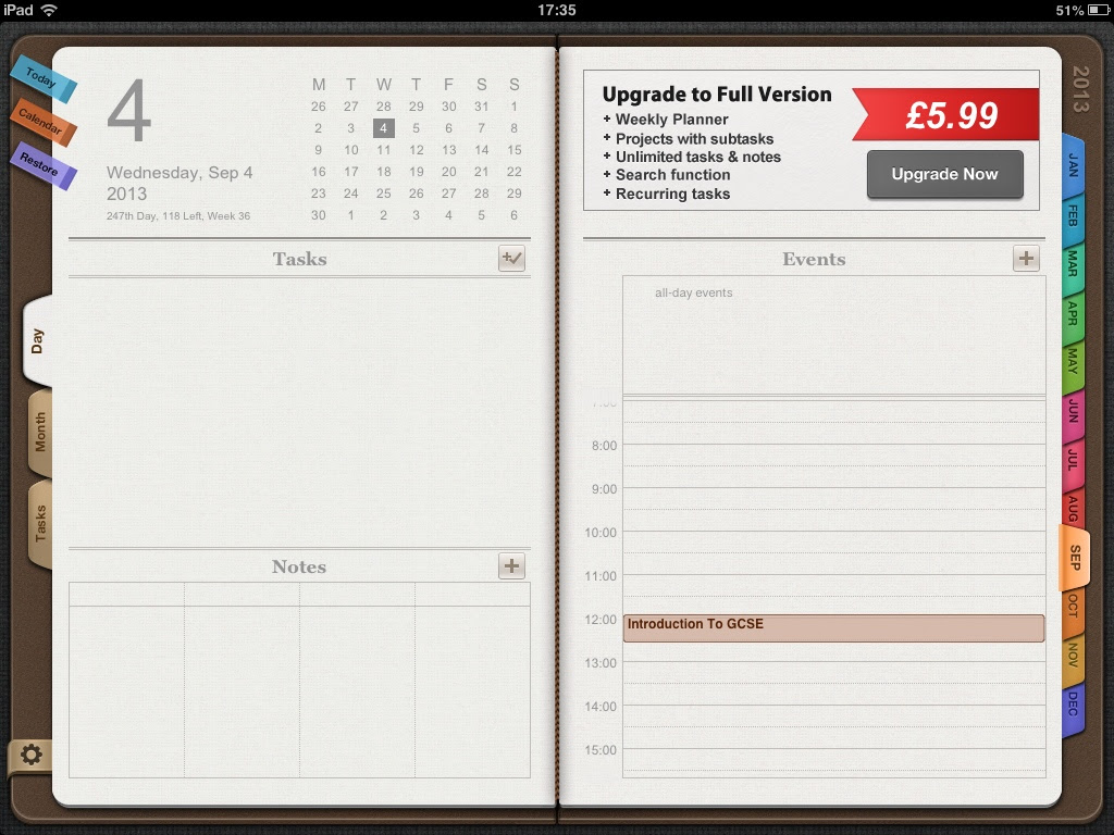 Lesson Planning   The iPad Investigation