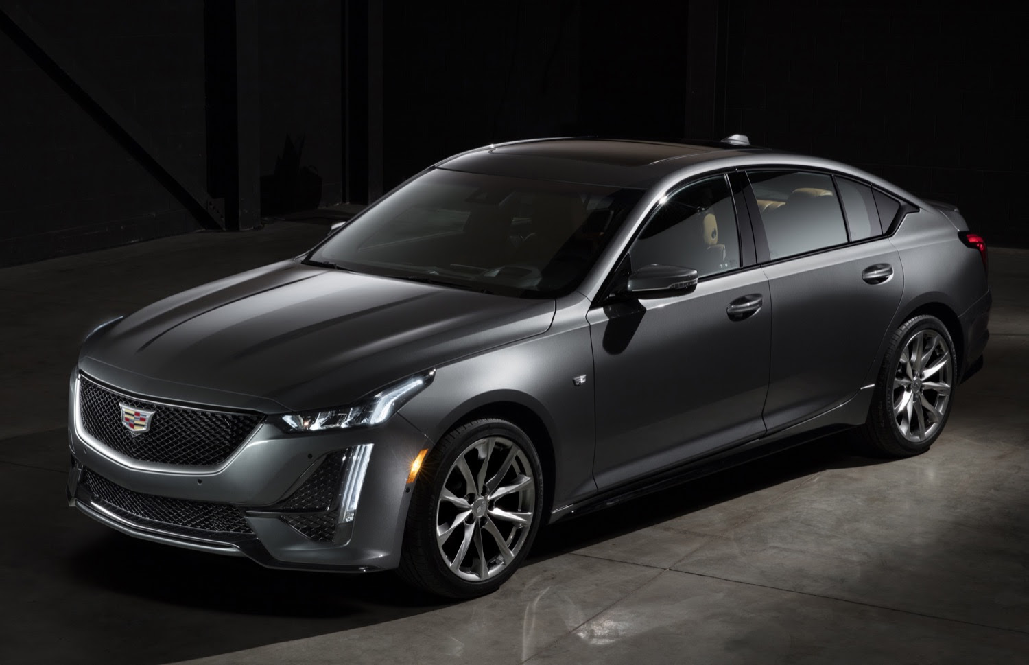 This Is The 2020 Cadillac CT5: Breaking   GM Authority