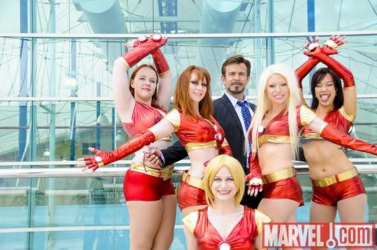 Marvel Costume Contest