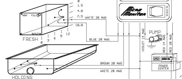 Wiring Diagram  32 Rv Monitor Panel Wiring Diagram