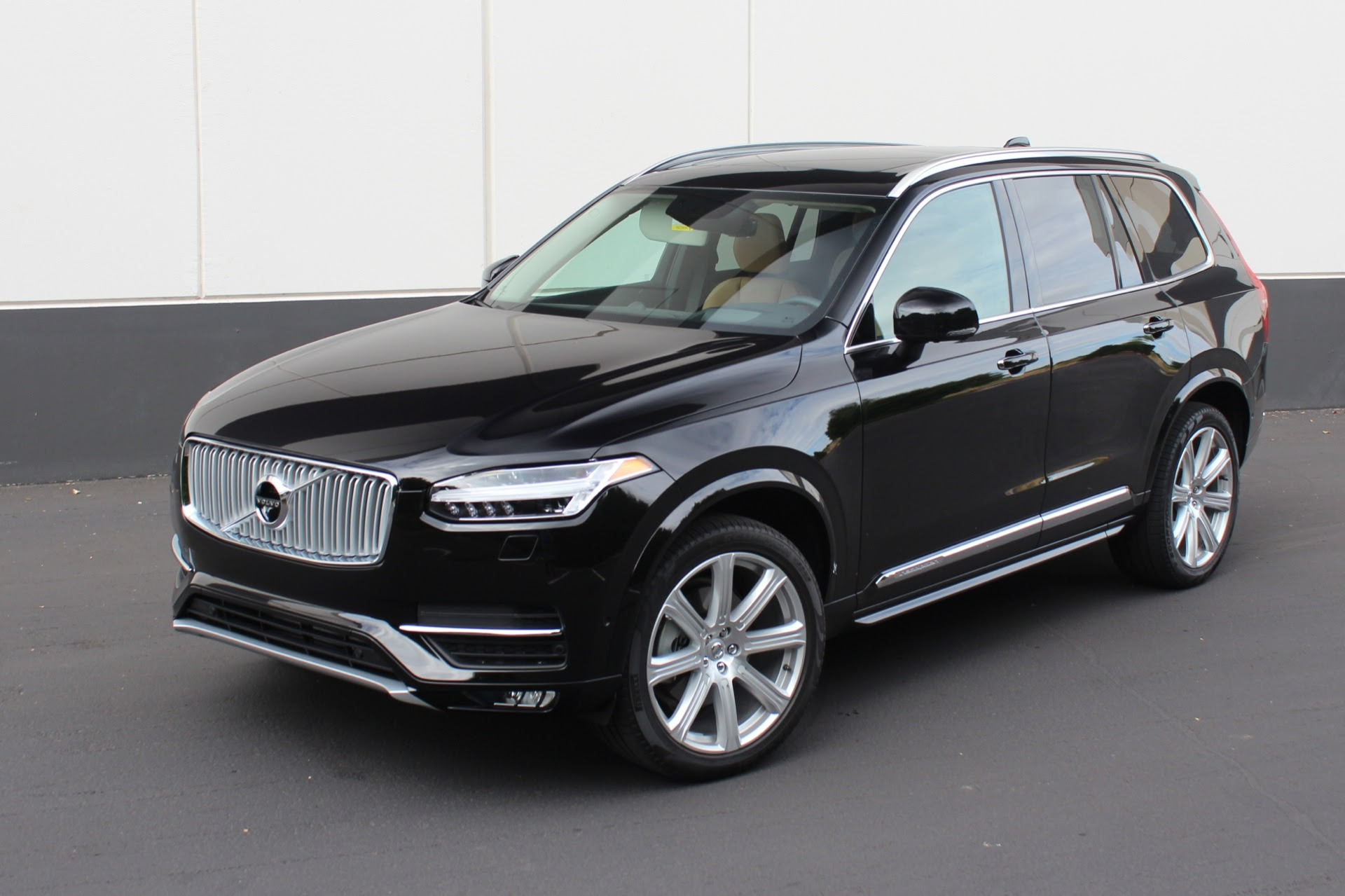 Volvo XC90 Starting Price Down To $44,945 With New T5 Model
