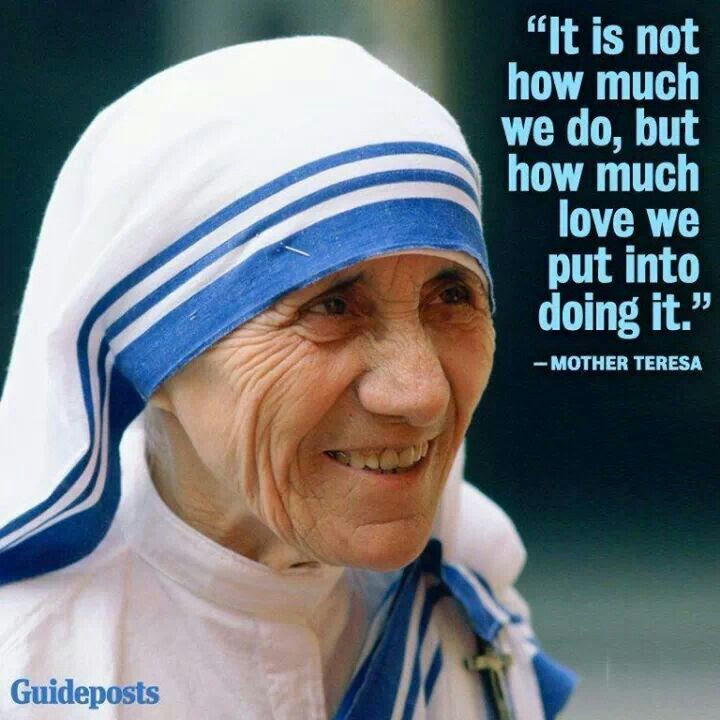 Mother Teresa Quotes On Mercy. QuotesGram