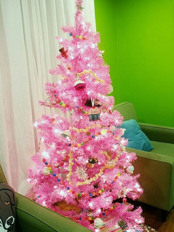 Brilliant cute-and-beautiful-pink-christmas-tree-decor 600 x 800 · 132 kB · jpeg