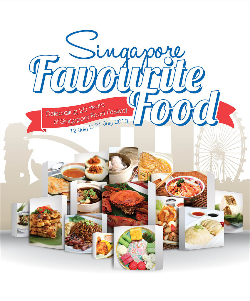 Singapore Favourite Food Village - main visual
