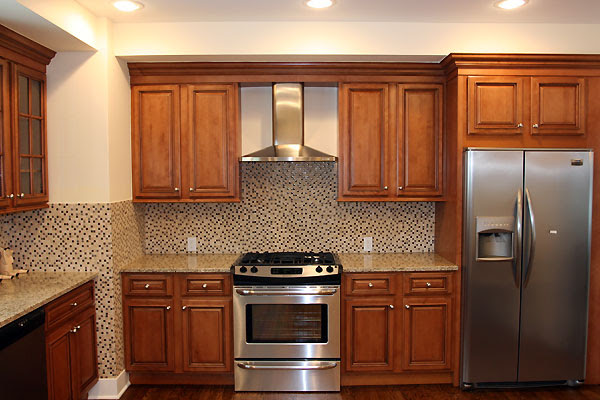Gourmet Kitchen With Stainless Steel Appliances Xcelrenovation