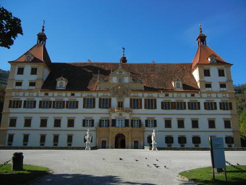 DSCN8760 _ Schloss Eggenberg, Graz, 8 October