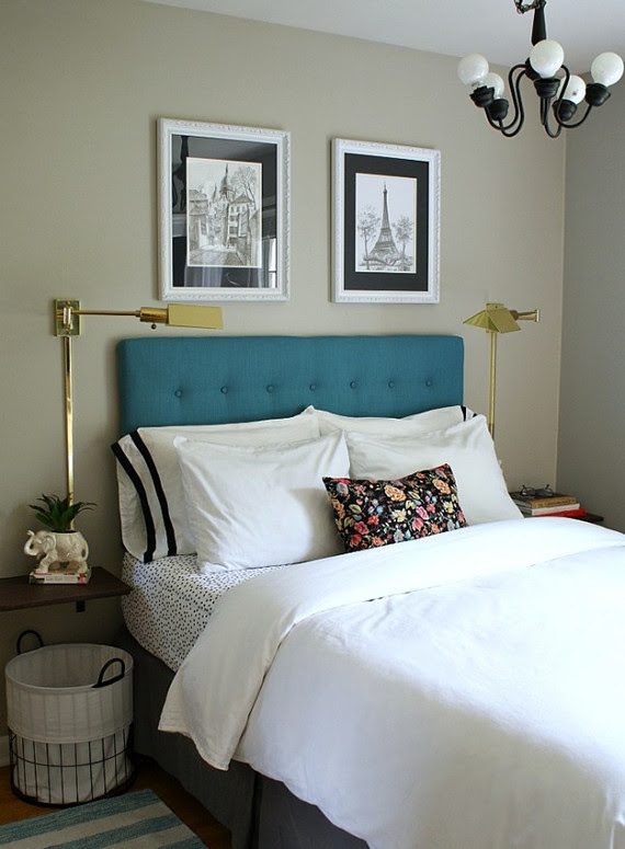 10 Decor Ideas For That Wall Above Your Bed Huffpost Life