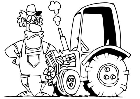 39 ausmalbilder kostenlos traktor - besten bilder von