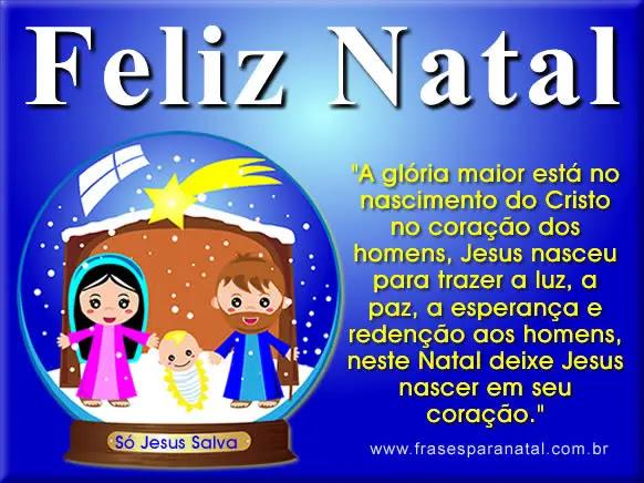 Mensagem Evangélica De Natal Mensagens Cultura Mix