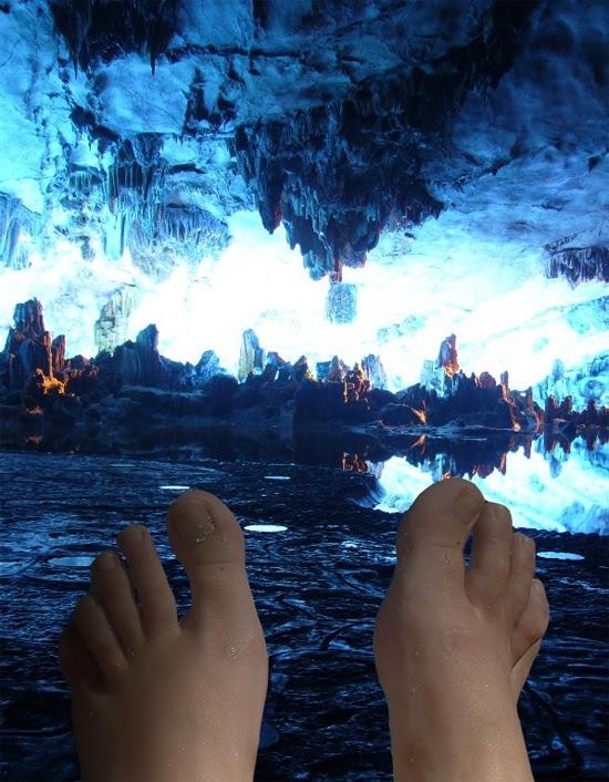 Vacances à la cave