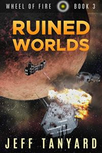 Ruined Worlds by Jeff Tanyard