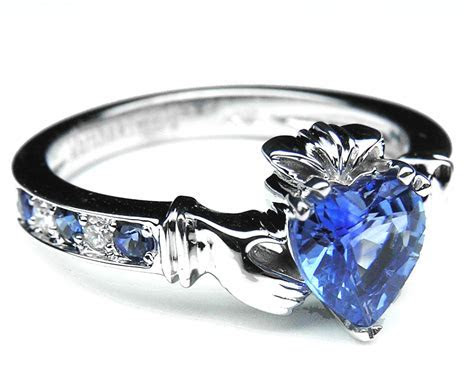 Do Sapphire Engagement Rings Add The Glamour One Wants To