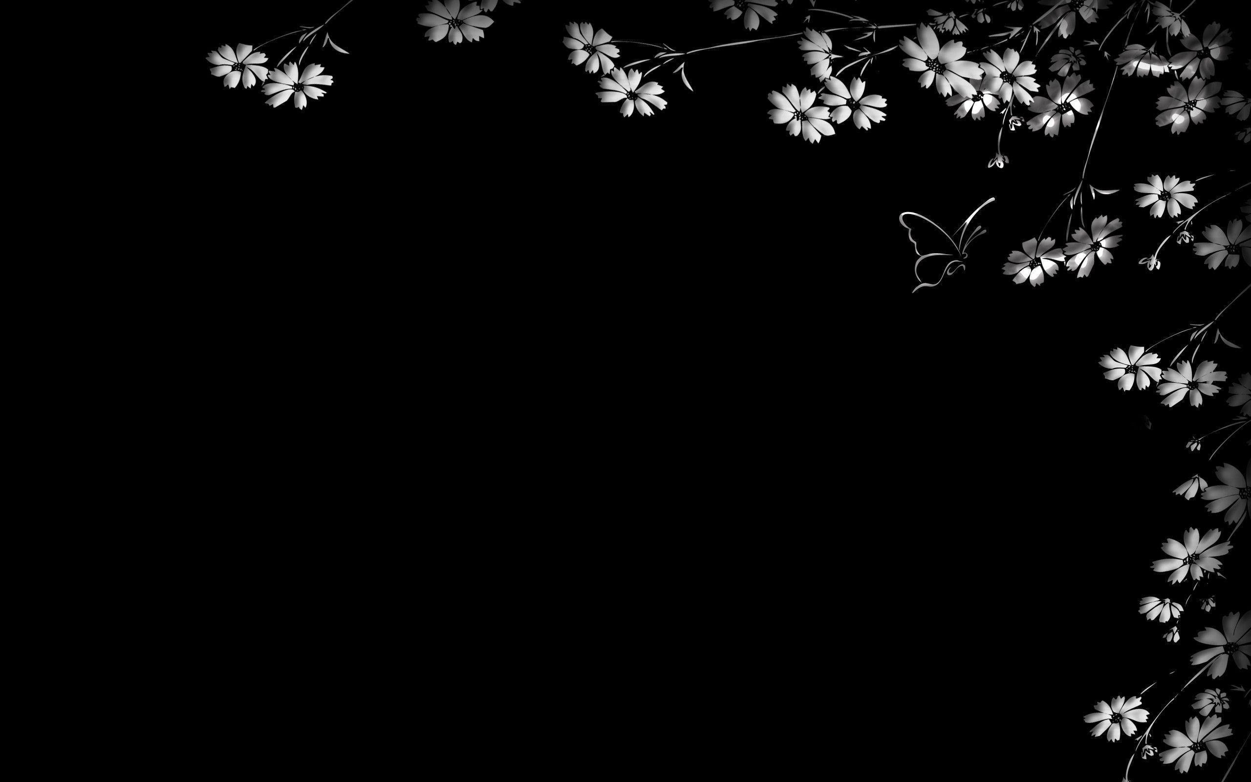 Black Butterfly Backgrounds - Wallpaper Cave