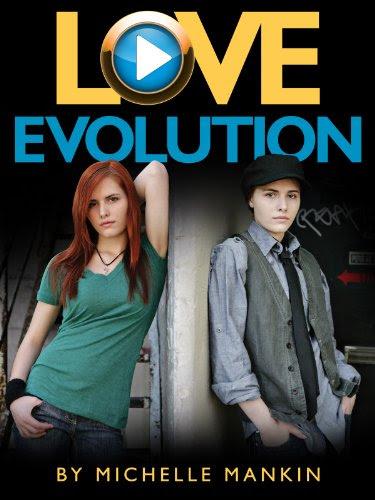 Love Evolution (Black Cat Records series) by Michelle Mankin
