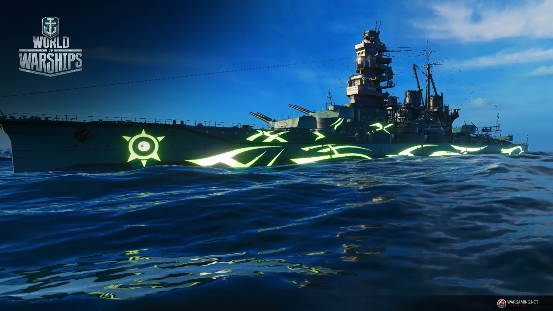 World Of Warships 2048x1152 Anime Top 10 Warships Games For Pc