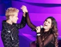 Aline Barros apresentou-se no TV Xuxa da Globo, confira vídeo