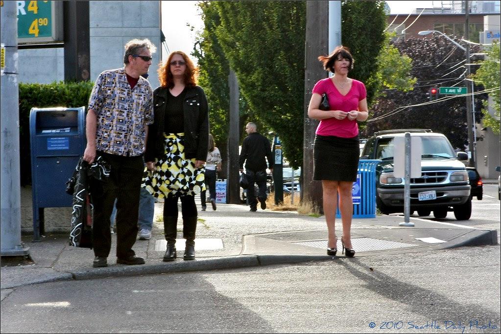 Street Shot Seattlites