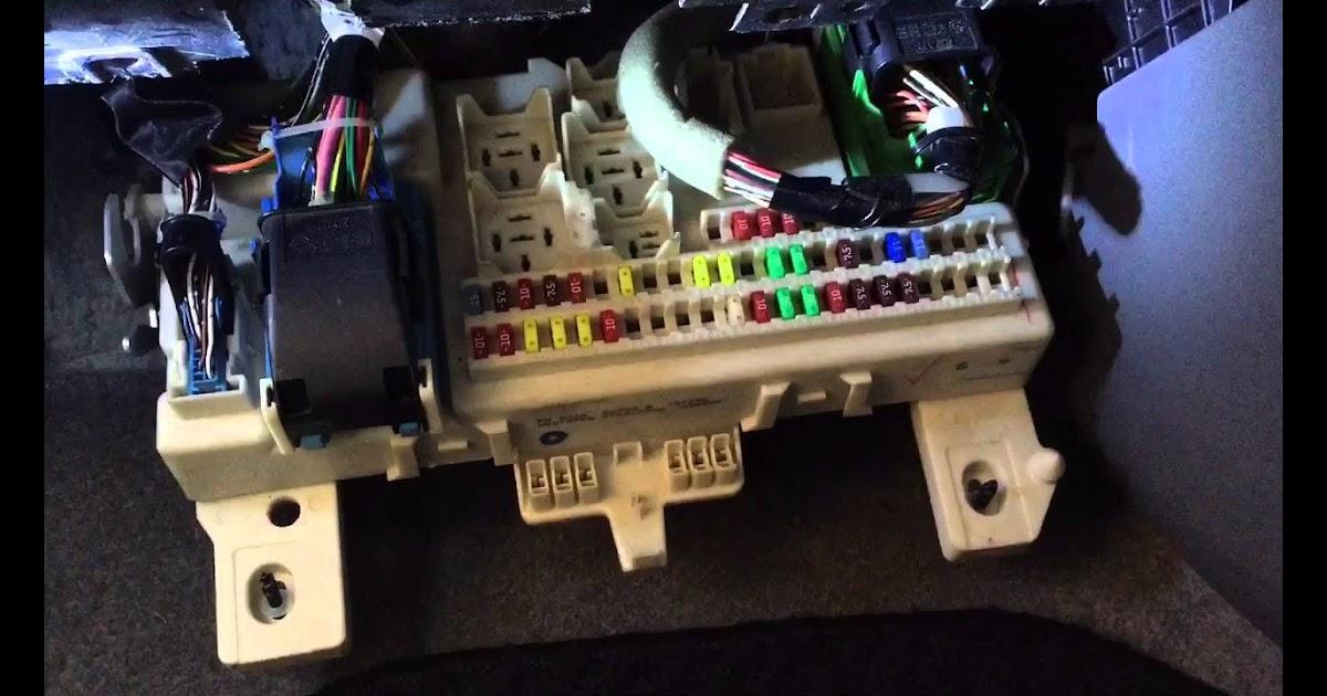 Wiring Diagram  14 2006 Ford F150 Radio Wiring Diagram