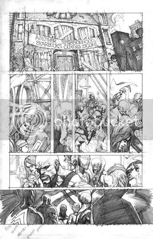 New Avengers 29 - Sanctum Sanctorum