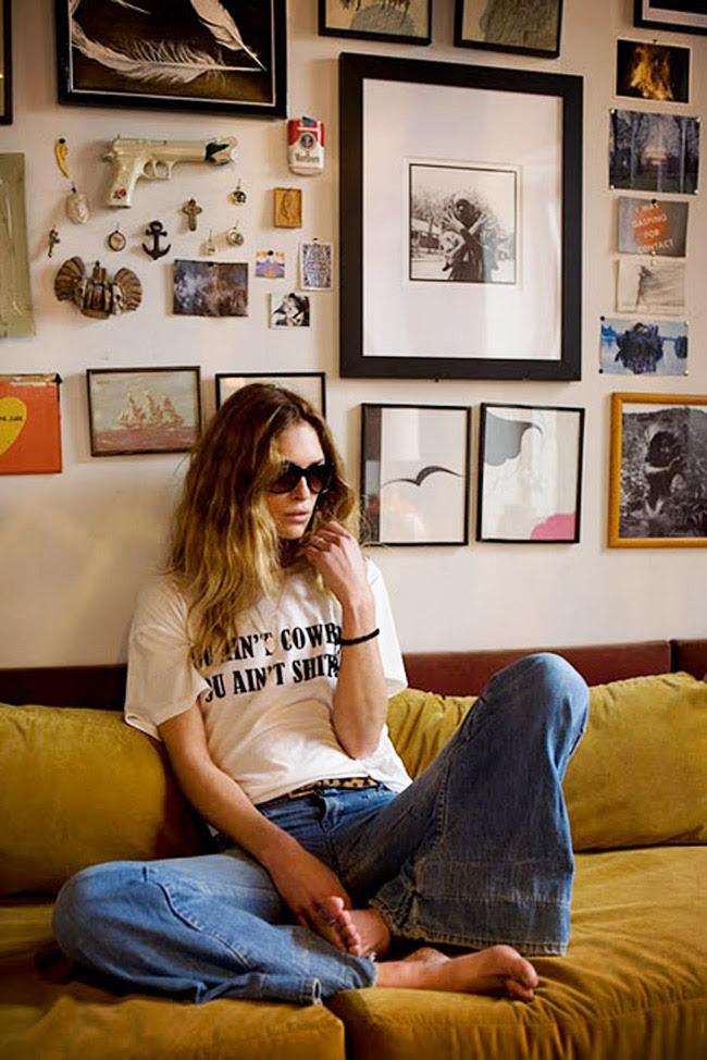Erin Wasson, Fashion photography, Style inspiration