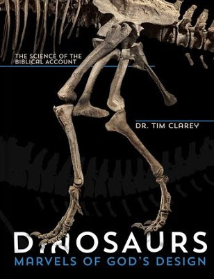 Dinosaurs: Marvels of God's Design: The Science of the Biblical Account - PDF Download  [Download] -     By: Dr. Tim Clarey