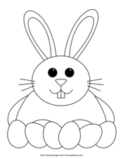 420 Eggs Coloring Pages Pdf For Free