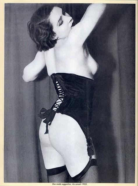 Brassai, Le Corset, 1933