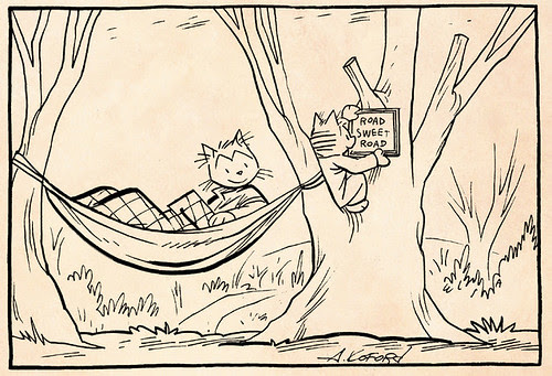 Laugh-Out-Loud Cats #2124 by Ape Lad