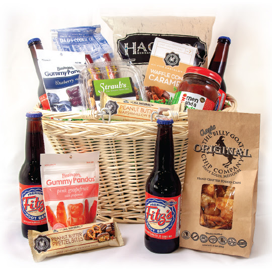 Gift Basket Delivery Straubs St Louis Grocery