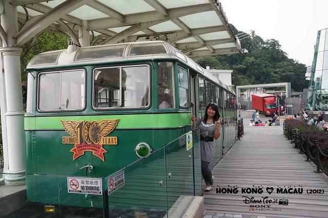 Day 2 Peak Tram 06