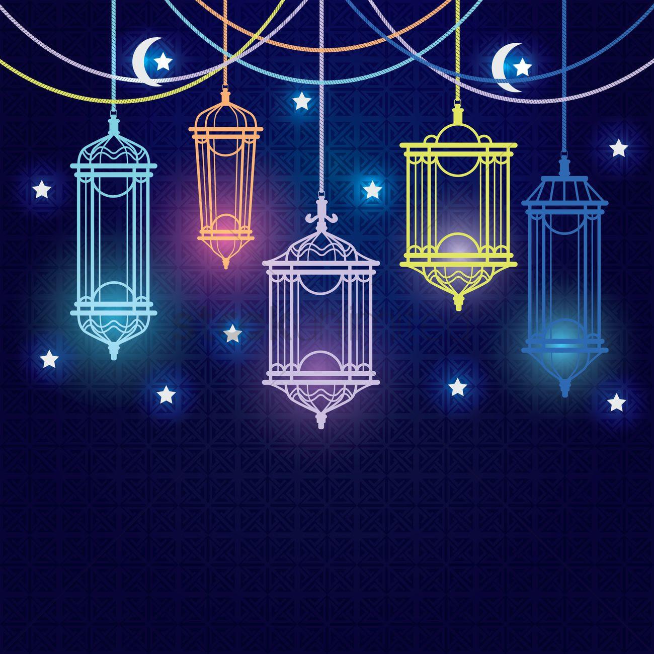 Hari raya card design Vector Image 1996941 StockUnlimited