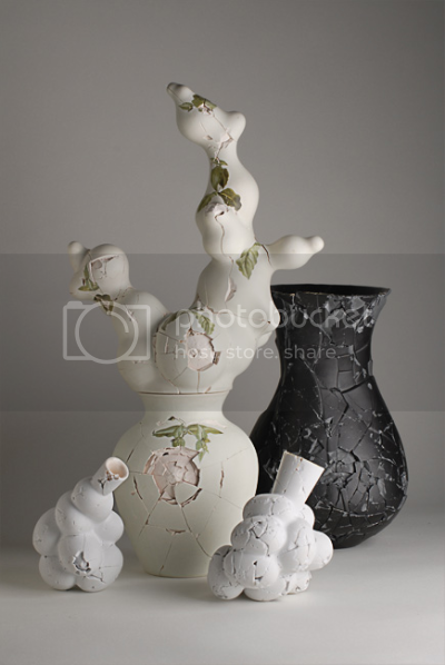 Shock Proof 1- Collection of vases
