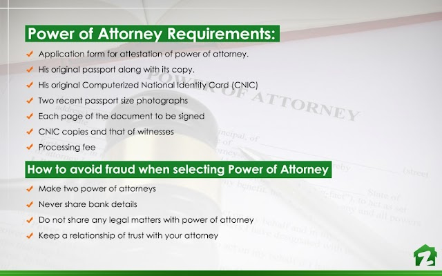 How Do I Get Power of Attorney in Pakistan - What is the Power of Attorney?