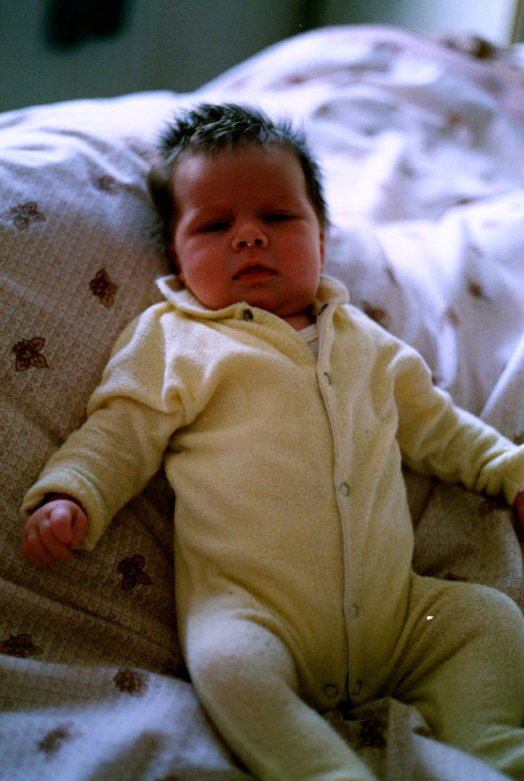 Jessica Powell baby pic
