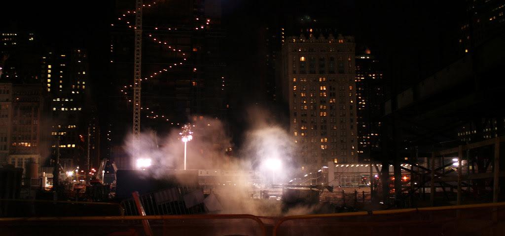 Ground Zero ghosts