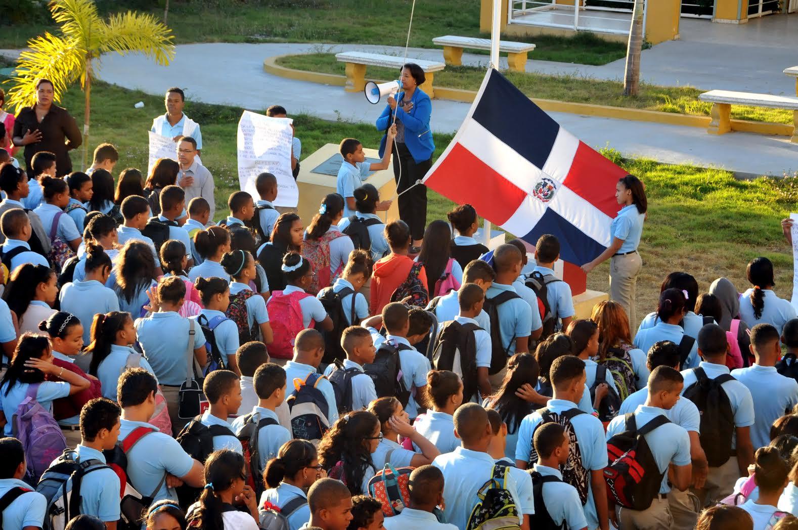 Comenzará el próximo martes el Año Escolar, un millón en tanda extendida