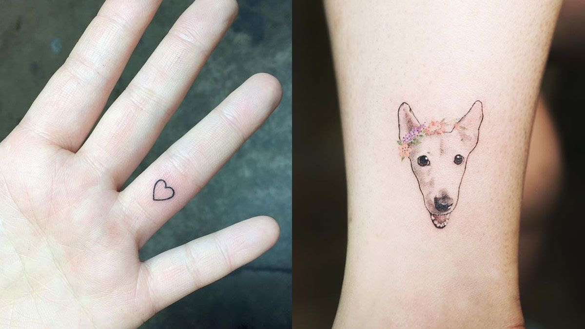 What Design Should You Get For Your First Tattoo Cosmoph