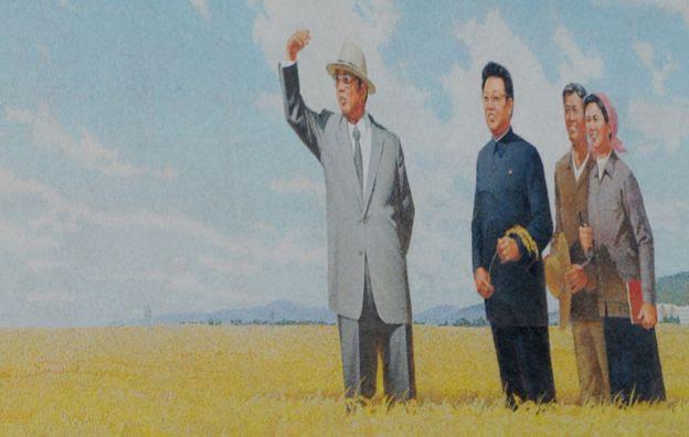 Kim Propaganda