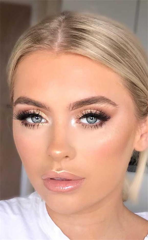 30 Gorgeous Wedding Makeup Ideas to Impress   Mrs to Be