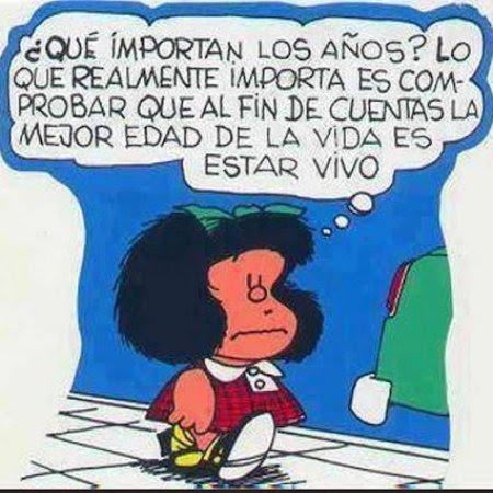 Frases De Mafalda De Cumpleanos Imagui