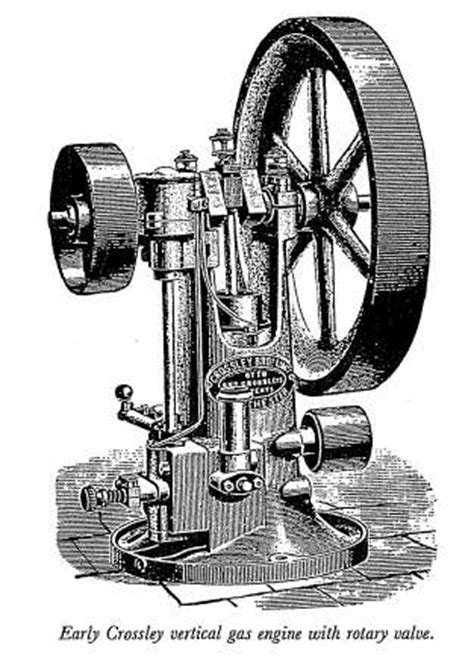 Rotary-Valve Internal Combustion Engines | Grease n Gasoline