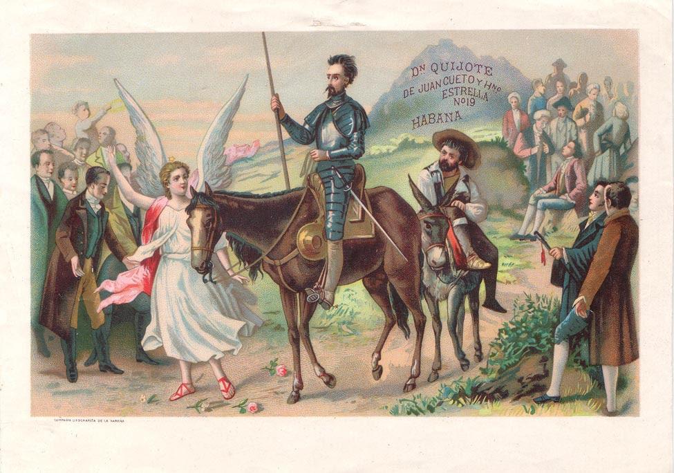 Don Quijote de Juan Cueto
