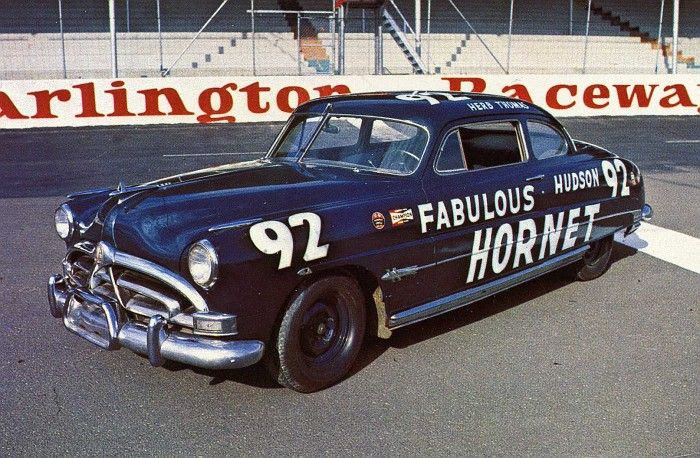 o carro de Herb Thomas