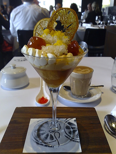hellenic trifle 2008