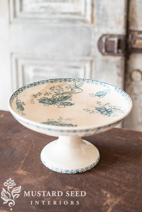 Favorite French Ironstone from Miss Mustard Seed | Friday Favorites on www.andersonandgrant.com